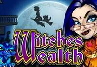 игровой автомат Богатство Ведьмы