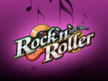 Играйте в автомат Рок-Н-Ролльщик бесплатно