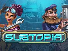 Выигрывайте в онлайн игровом аппарате Subtopia от Netent